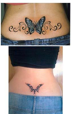 Tatuajes Para Mujeres En La Espalda Baja Tatuajesparacom