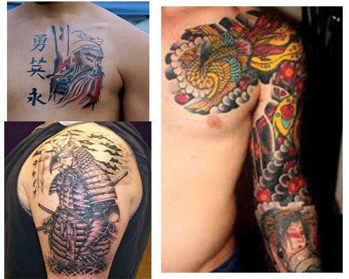 Tatuajes Japoneses Para Hombres Tatuajesparacom