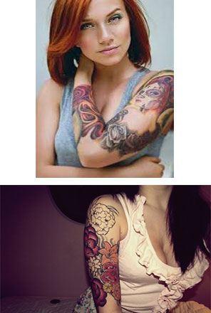 Tatuajes Para Mujer En El Brazo Tatuajesparacom
