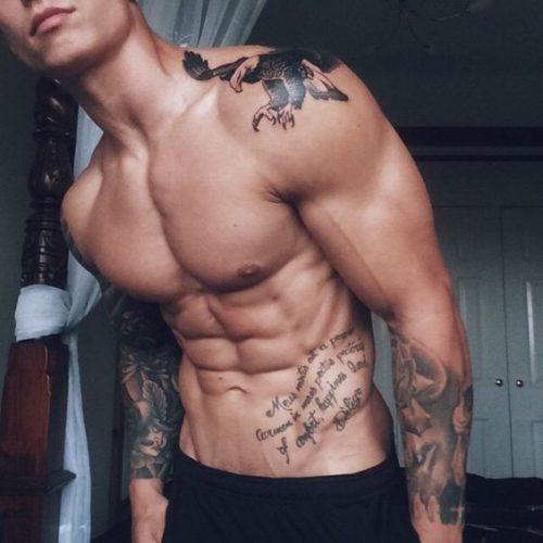 Diseños De Tatuajes Para Hombres Más Sexys Y Atractivos