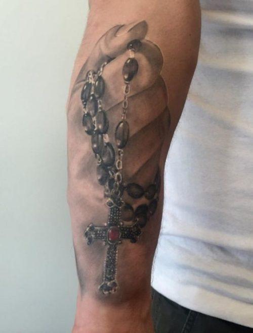 Tatuajes De Cruz Diseños Ideas Imágenes Y Significados
