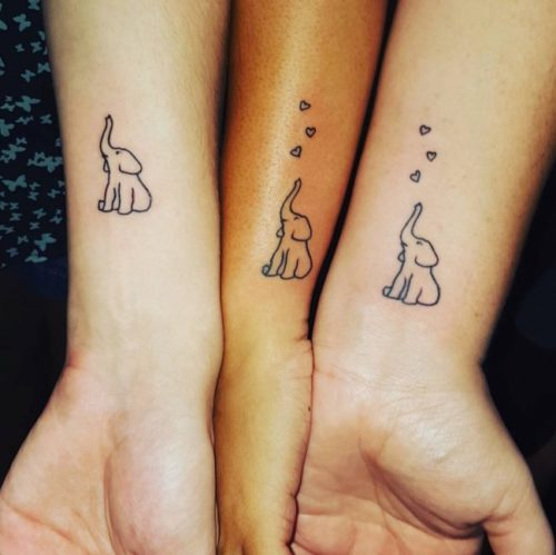 Tatuajes Para Hermanos Diseños E Ideas Increibles