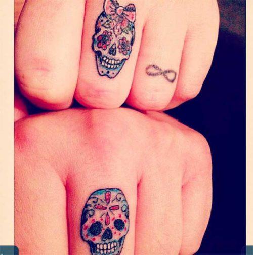 Tatuajes Tatuajes De Calaveras Diabolicas