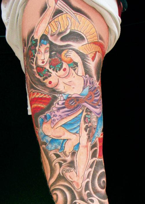 Tatuajes Japoneses Fotos Diseños Y Significados