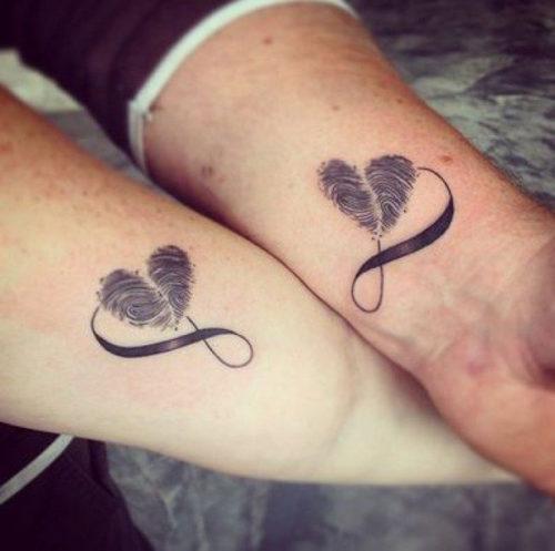 Tatuajes De Amor Para Parejas Muy Enamoradas