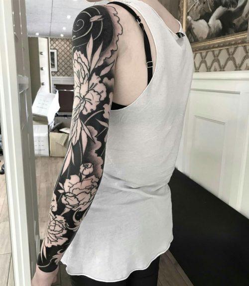 De 100 Tatuajes De Rosas Con Imágenes Y Significados