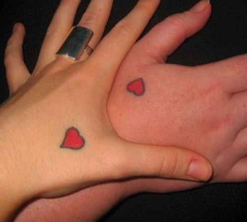 Tatuajes De Corazones Diseños Pequeños Y Originales