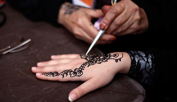 Tatuajes De Henna Imágenes Diseños Como Hacerlos Y Cuidarlos