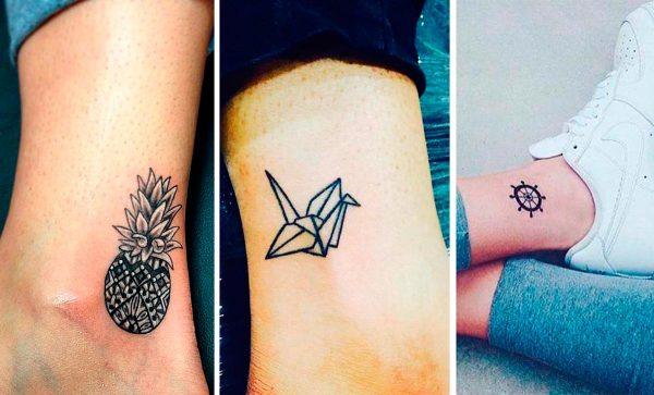 Tatuajes Para Hombres En La Pierna Pequeños Guatelinda