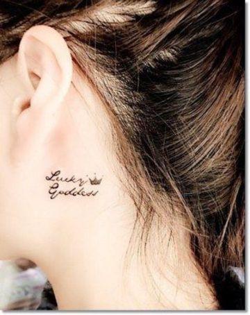 60 Tatuajes En El Cuello Fotos Diseños Y Significados
