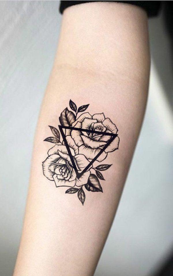 60 Fotos De Tatuajes En El Brazo Y Antebrazo Para Mujeres