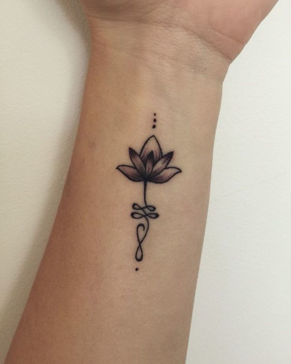 Tatuajes Unalome Para Mujer