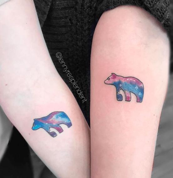 60 Tatuajes De Hijos Para Mamas Que Muestran Su Amor