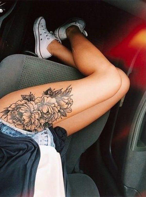 Tatuajes En Las Piernas Diseños Tendencias Y Estilos