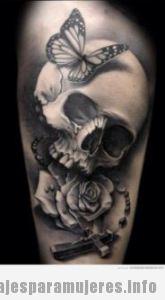 Tatuajes Oscuros Para Mujeres 10 Tatuajes Para Mujeres