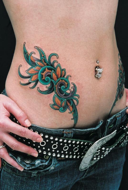 Tatuajes En La Cadera Mejores Temas E Ideas Tatuajes Para Mujeres