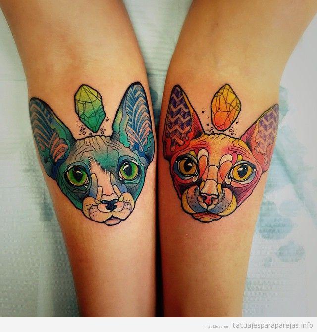 Gatos Archivos Tatuajes Para Parejastatuajes Para Parejas