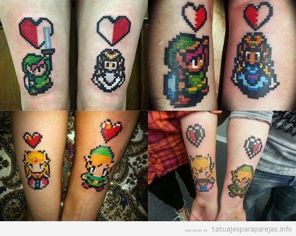 Zelda Archivos Tatuajes Para Parejastatuajes Para Parejas