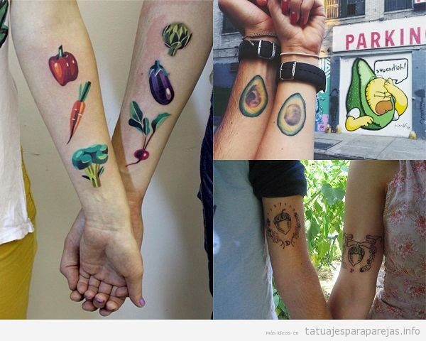Los Mejores Tatuajes Originales Para Parejas 40 Diseños