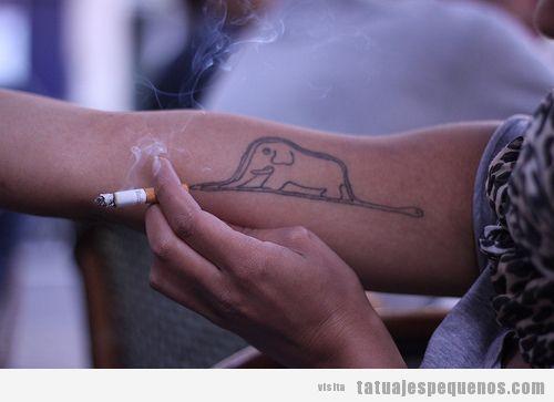 30 Tatuajes Pequeños Y Originales Nadie Llevará El Mismo Tattoo Que