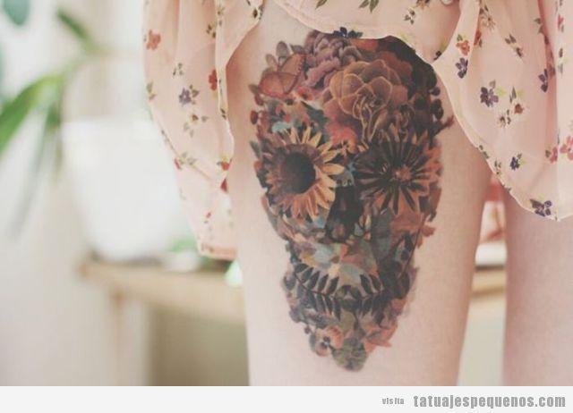 Tatuajes Pequeños En La Pierna Para Mujer 30 Diseños Con Los Que