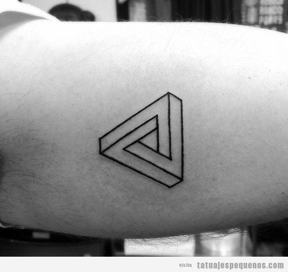 Tatuajes Pequeños Para Hombre En Tobillo Brazo Cuello Y Pecho