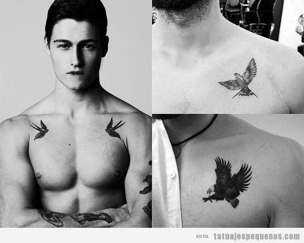 Tatuajes Pequeños En El Pecho Para Hombre 25 Diseños Perfectos Para
