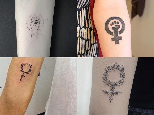 Tatuajes Pequeños Con Significado Diseños Con El Símbolo De La