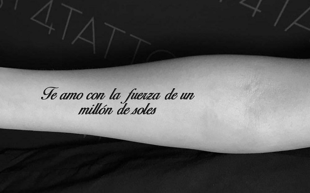 Frases Tatuajes Archivos Tatuajes Pequeños