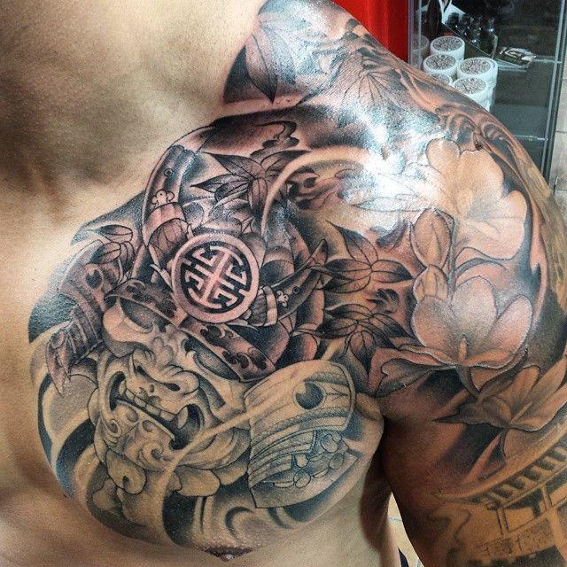 Tatuajes Orientales Ideas Y Fotografías