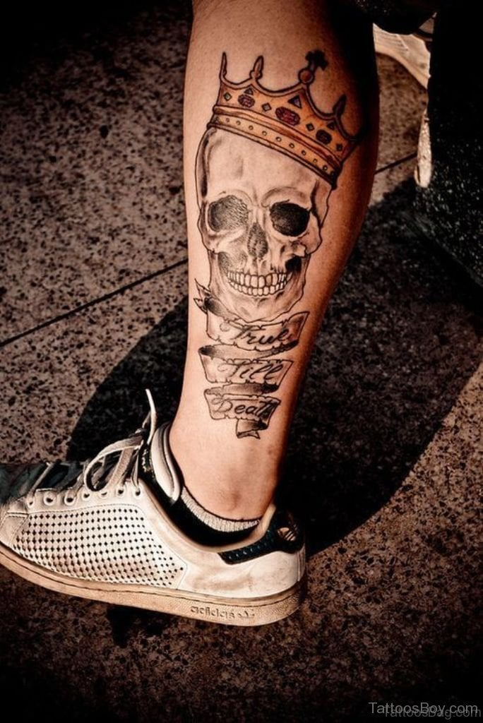 Tatuajes En La Pierna Para Hombres Ideas Y Fotografías