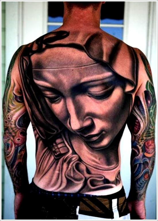 35 Hermosos Tatuajes Religiosos