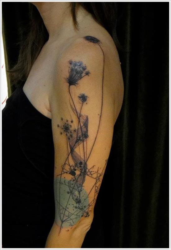 26 tatuajes raros y originales que nunca viste