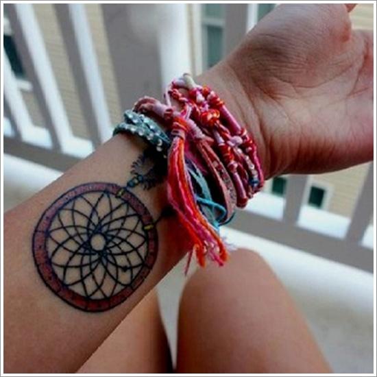 36 Tatuajes De Atrapasueños Y Sus Significados