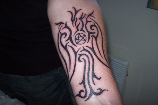 26 De Los Mejores Tatuajes Paganos Y Wicca Para Mujeres