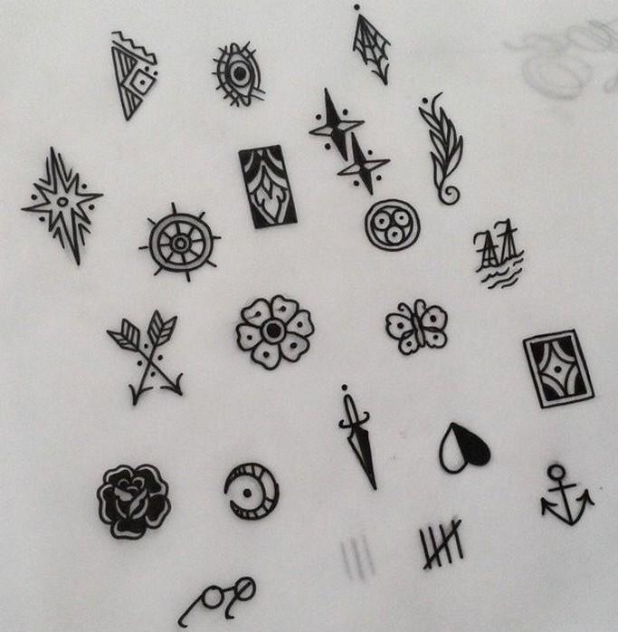 41 Tatuajes En Los Dedos Perfectos Para Ti