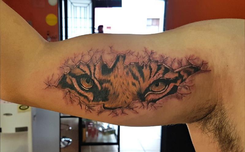 Tatuaje Realizado En El Estudio The Inkperfect Tattoo Shop