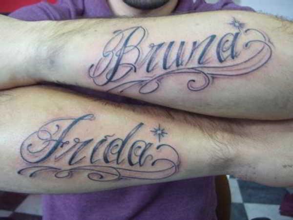 Las 7 Mejores Tipografías Para Tatuajes