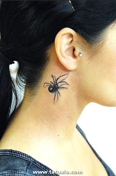 Imagenes De Tattoos Tatuajes Para Mujeres En El Cuello