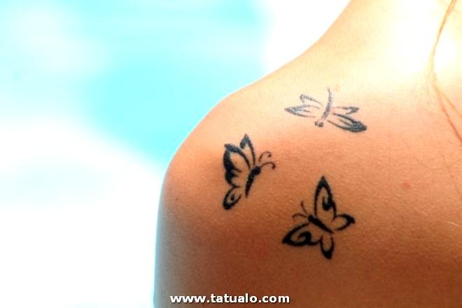 Imagenes De Tattoos Tatuajes Para Mujeres En Los Hombros