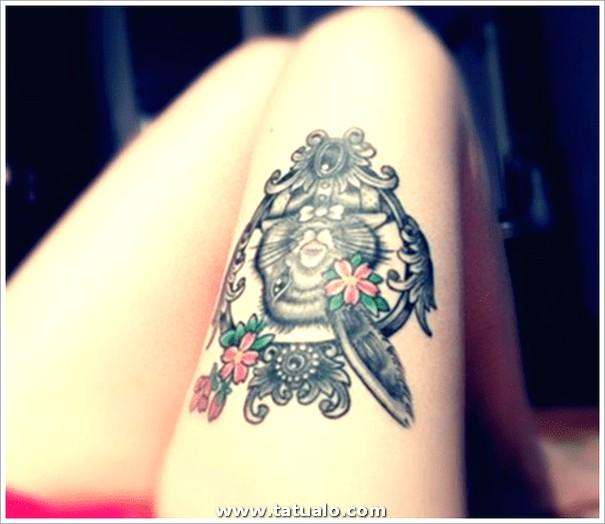 Imagenes De Tattoos Tatuajes Para Mujeres En La Piernas