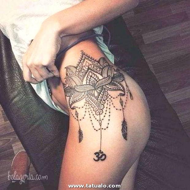 Imagenes De Tattoos Tatuajes Para Mujeres En La Cintura