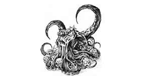 Significado Tatuaje Calamar Pulpo Sepia Cefalópodo Kraken 1