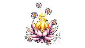 Significado Tatuaje Flor De Cerezo Sakura 1 Tatuarteorg