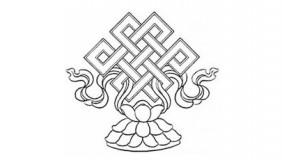 Significado Tatuaje Nudo Infinito Budista 1 Tatuarteorg