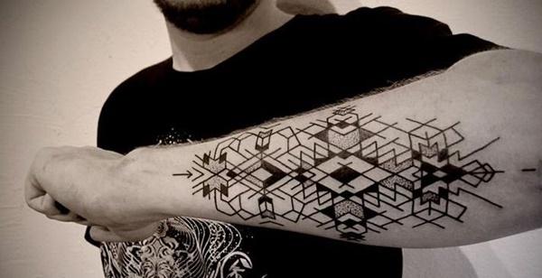 Impresionante Geométricas Diseños De Tatuajes Ideas Y Diseños Tatuaje