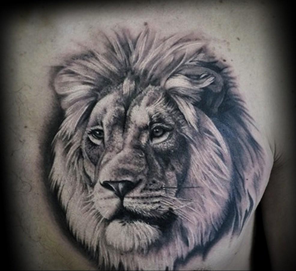 значение татуировки лев история и примеры готовых тату