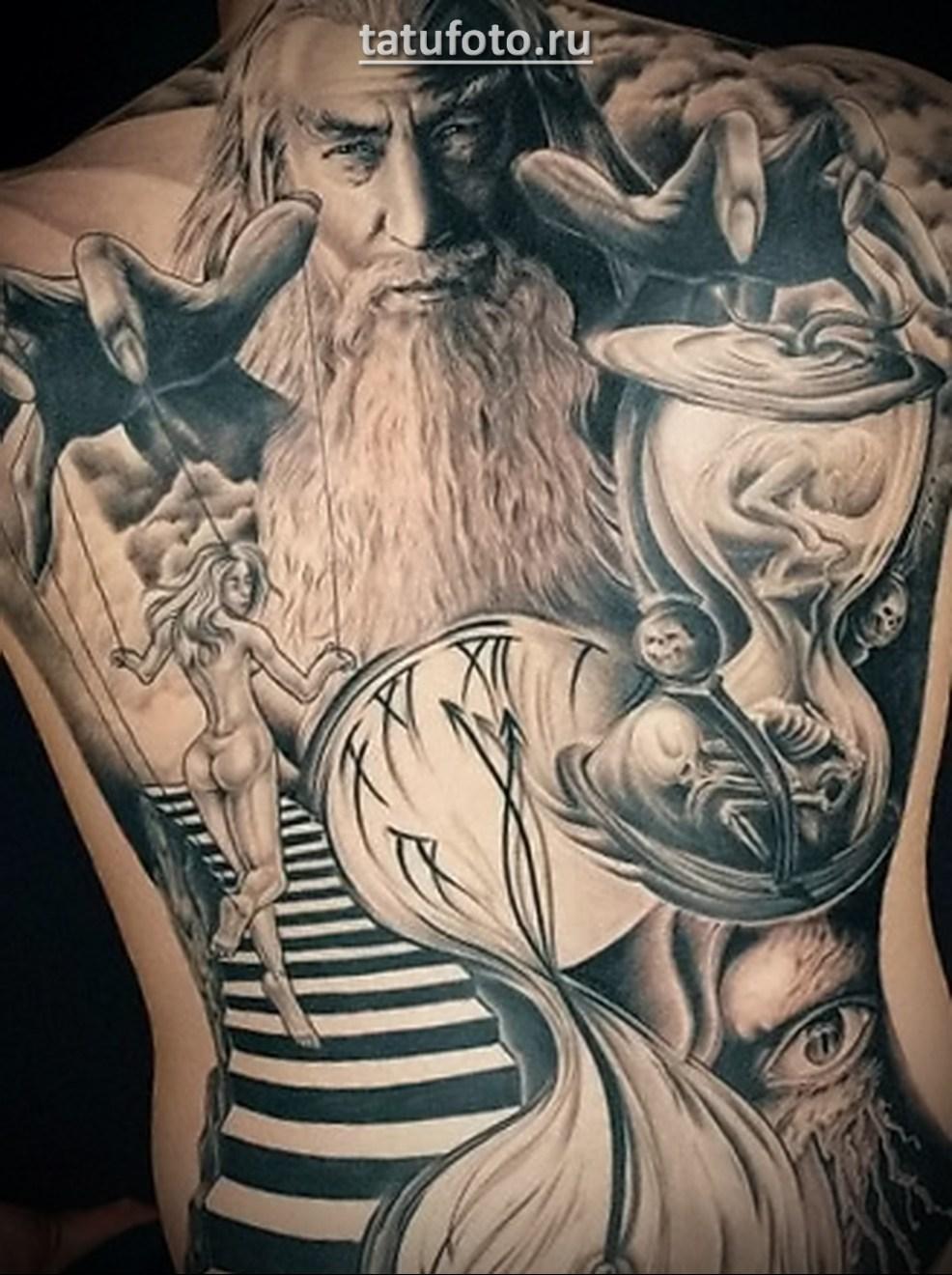 тату инь янь примеры существующих татуировок