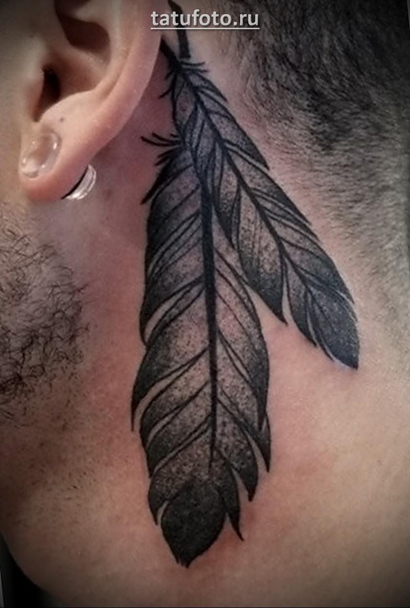 значение татуировки перо история смысл и примеры