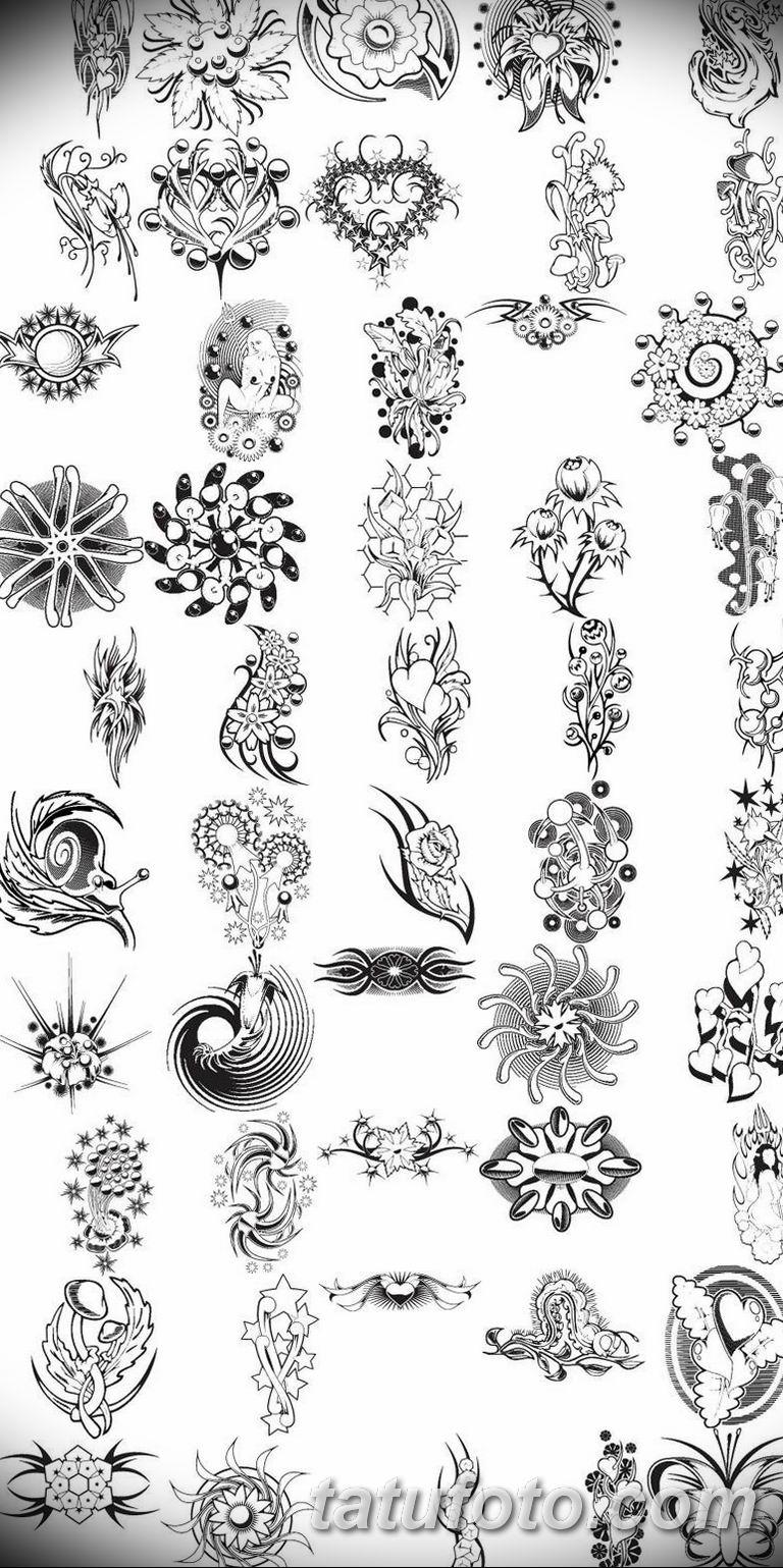 маленькие тату эскизы для девушек 08032019 016 Tattoo Sketches
